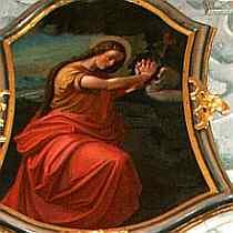 treppe des heiligen josef